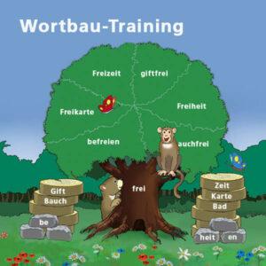 Wortbau-Training